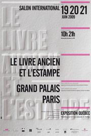 LE LIVRE ANCIEN ET L'ESTAMPE - GRAND PALAIS (PARIS)